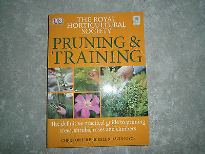 Royal Horticultural Pruning And Training