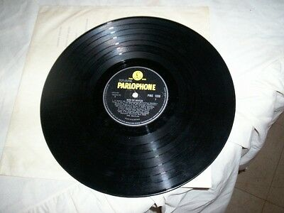 with the beatles lp