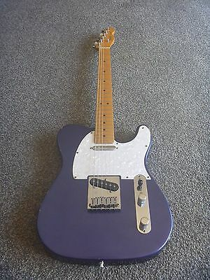 1988 Fender Tele Spank & Twang Hits You Right in the Kisser Oh How Sweet