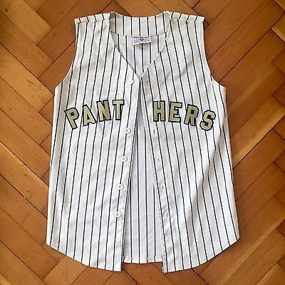 Vintage Men's Baseball Vest (SMALL) V Good Condition