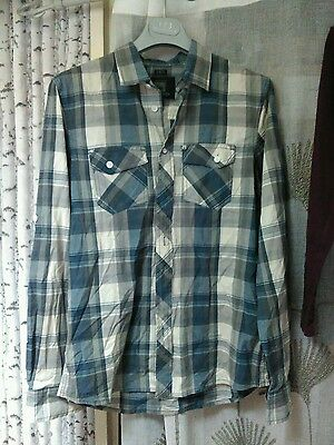 Chemise manches longues taille S (34/36)... QUIKSILVER.. Neuf