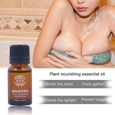 Women's Fashion Breast Lift up Boobs Enlargement Massage Essential Oil Care