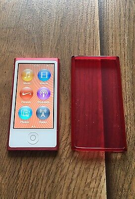 Apple iPod Nano 16GB in Pink - 7th Generation iPod - VGC
