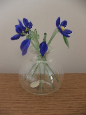 Forget-Me-Not - Suffolk Glass