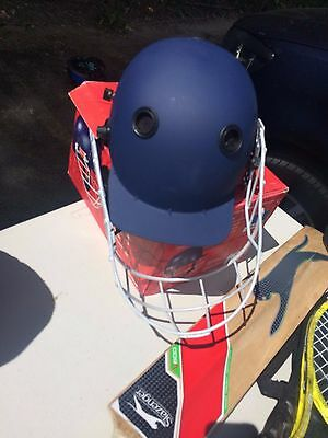 Cricket Helmet and Face Guard