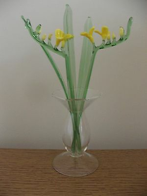 Freesias - Suffolk Glass