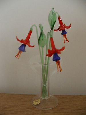 Fuchsias - Suffolk Glass