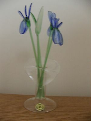 Iris - Suffolk Glass