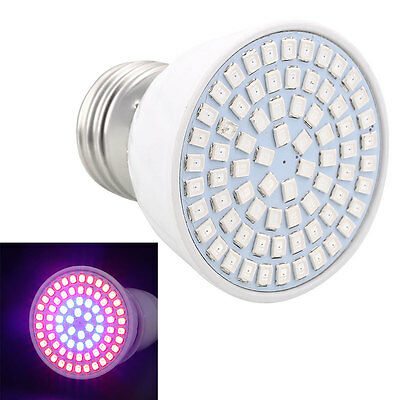 E27 36W 72 SMD LED Beads Bulb Light Lamp For Plants Flowers Hydroponic Growth