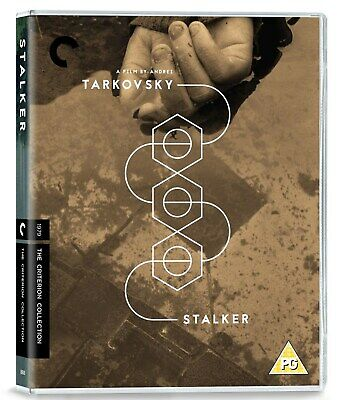 Stalker - The Criterion Collection (Restored) [Blu-ray]