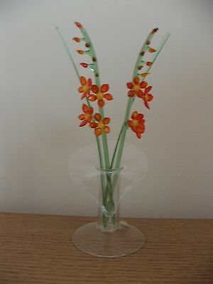 Montbretia - Suffolk Glass