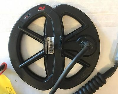 "2ND Hand Minelab 6"" CTX 3030 Coil + Cover (2 Years Warranty!) -DETECNICKS LTD"