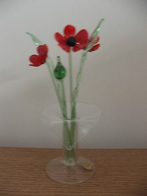 Poppies - Suffolk Glass