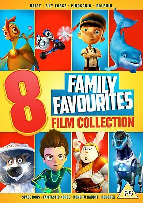 Family Film Collection (Box Set) [DVD]