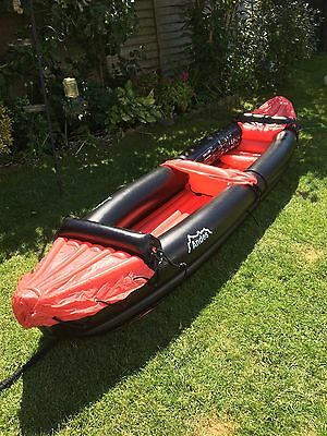 Andes Inflatable  Two Man Kayak