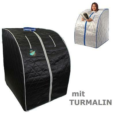 Mobile infrared sauna with 1000 W power
