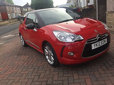 Citroen DS3 1.6 Diesel e-HDi Airdream DStyle Plus