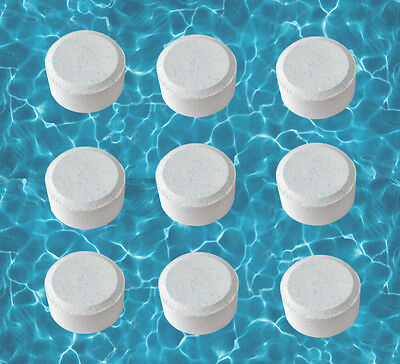 20g Chlorine Tablets x 50 for Hot Tub Swimming Pool Spa chemicals tubs