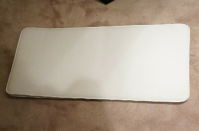 Mothercare Baby Cot Bed Mattress 38cm x 89cm Great Condition