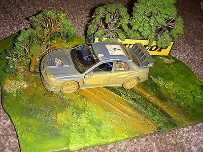 Scalextric props and scenery