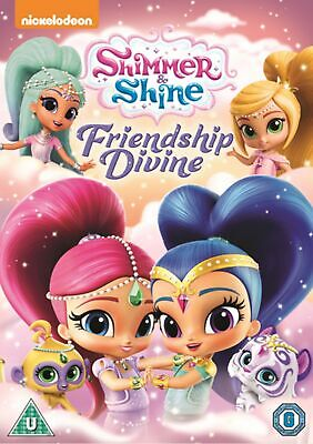 Shimmer and Shine: Friendship Divine [DVD]