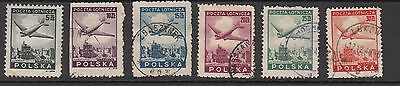 POLAND  STAMPS USED   .Rfno.512.
