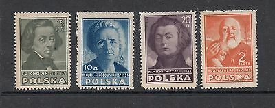 POLAND  STAMPS UNUSED   .Rfno.781.