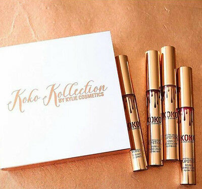 Kylie Jenner Lip Kit Lipgloss Set KOKO Kollection Set.