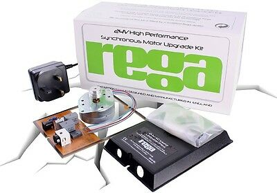 Rega 24v High Performance Motor Upgrade Kit