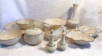 LENOX Greenfield Monticello Regency Savoy Arbor Cottage Collections - Lot of 8
