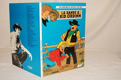 Chick Bill La Bande A Kid Ordinn Tibet 1978  Bd