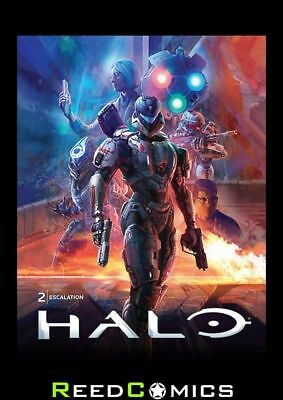 HALO VOLUME 2 LIBRARY EDITION HARDCOVER New Hardback *368 PAGES*