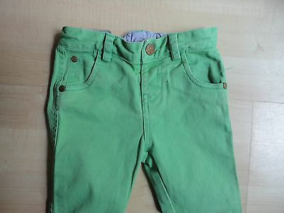 Little Bird By Jools Oliver Green Jeans 12-18 Months Unisex