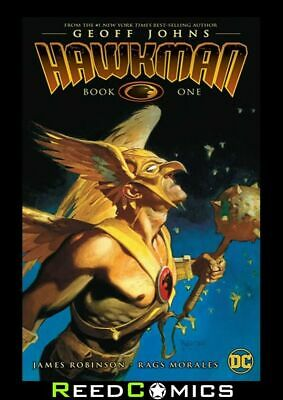 HAWKMAN BY GEOFF JOHNS BOOK 1 GRAPHIC NOVEL New Paperback Collects (2002) #1-14