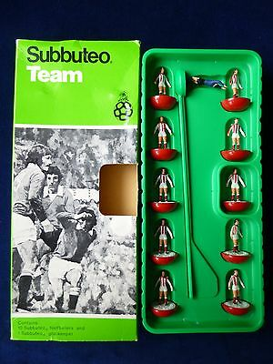 VINTAGE  SUBBUTEO   STOKE CITY  TEAM. C100  Ref 4  - UNUSED