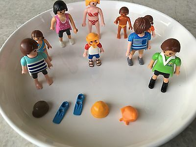 Playmobil Mixed Lot People Figures w/ Accessories