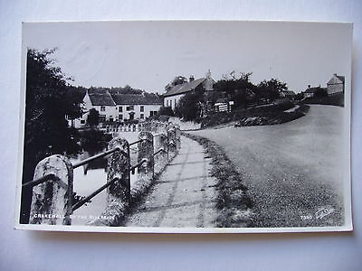 Crakehall, by the Riverside -  1953 real photograph