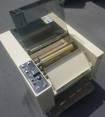 Therm-O-Type Foil-Tech Foil Fuser FT Thermography Hot Stamp Embossing Imprinting