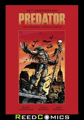 30th ANNIVERSARY PREDATOR ORIGINAL COMICS SERIES 1989-1996 HARDCOVER Hardback