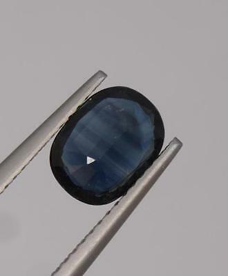 ***fine Quality 1.71Ct Loose Natural Sapphire Oval Cut Gemstone***