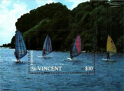 St. Vincent Sheet Scott 1099 MNH Low combined shipping