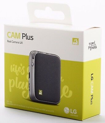 LG CAM Plus CBG-700 Real Camera UX Camera Expansion Module For LG G5