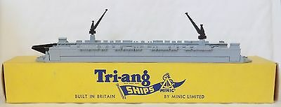 Tri-ang Minic Waterline Ships (1959-64) M.885 Floating Dry Dock (Boxed)
