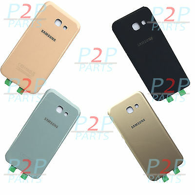 New Replacement Rear Back Glass Battery Cover Samsung Galaxy A5 2017 A520