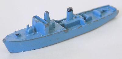 Vintage Tri-ang Minic Waterline Ship M.803 HMS Picton Royal Navy Minesweeper