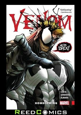 VENOM VOLUME 1 HOMECOMING GRAPHIC NOVEL New Paperback Collects (2016) #1-6