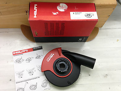 """Hilti DC-EX 125/5"""" C Compact Extraction Hood Part #284978"""