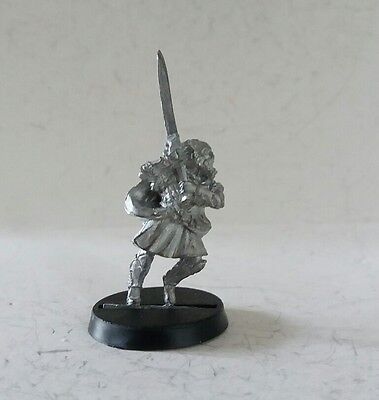 games workshop Lord of the rings metal angbor the fearless