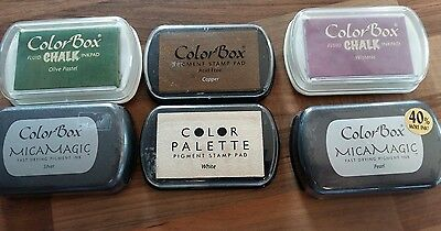 craft ink pads for stamping