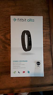 FitBit Alta Activity Fitness & Sleep Tracker In Black Small